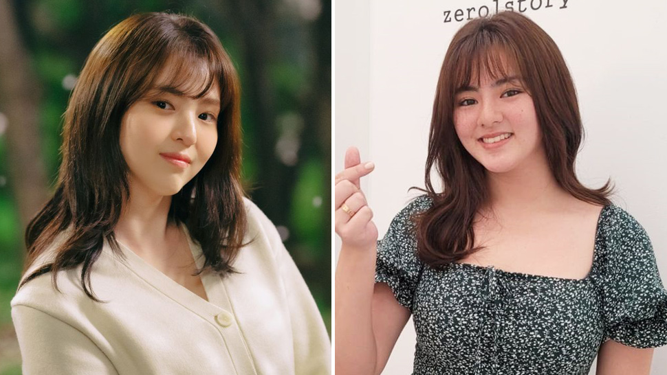 """Cassy Legaspi's New Haircut Totally Reminds Us Of Han So Hee In """"nevertheless"""""""
