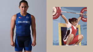 Did You Know? Hidilyn Diaz Predicted Her Olympic Win Way Back When She Was 17