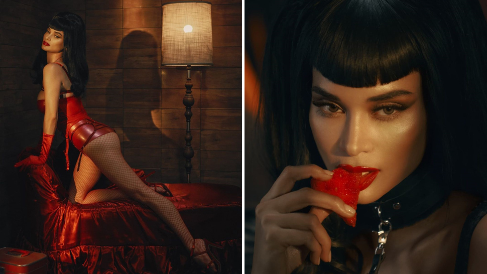 This Might Just Be Pia Wurtzbach's Most Daring Photoshoot Yet
