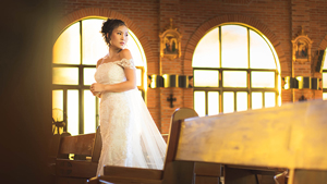This Woman Shot Wedding Photos Alone A Year After Her Broken Engagement