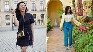 We Love Vicki Belo's Glamorous Travel Ootds In France