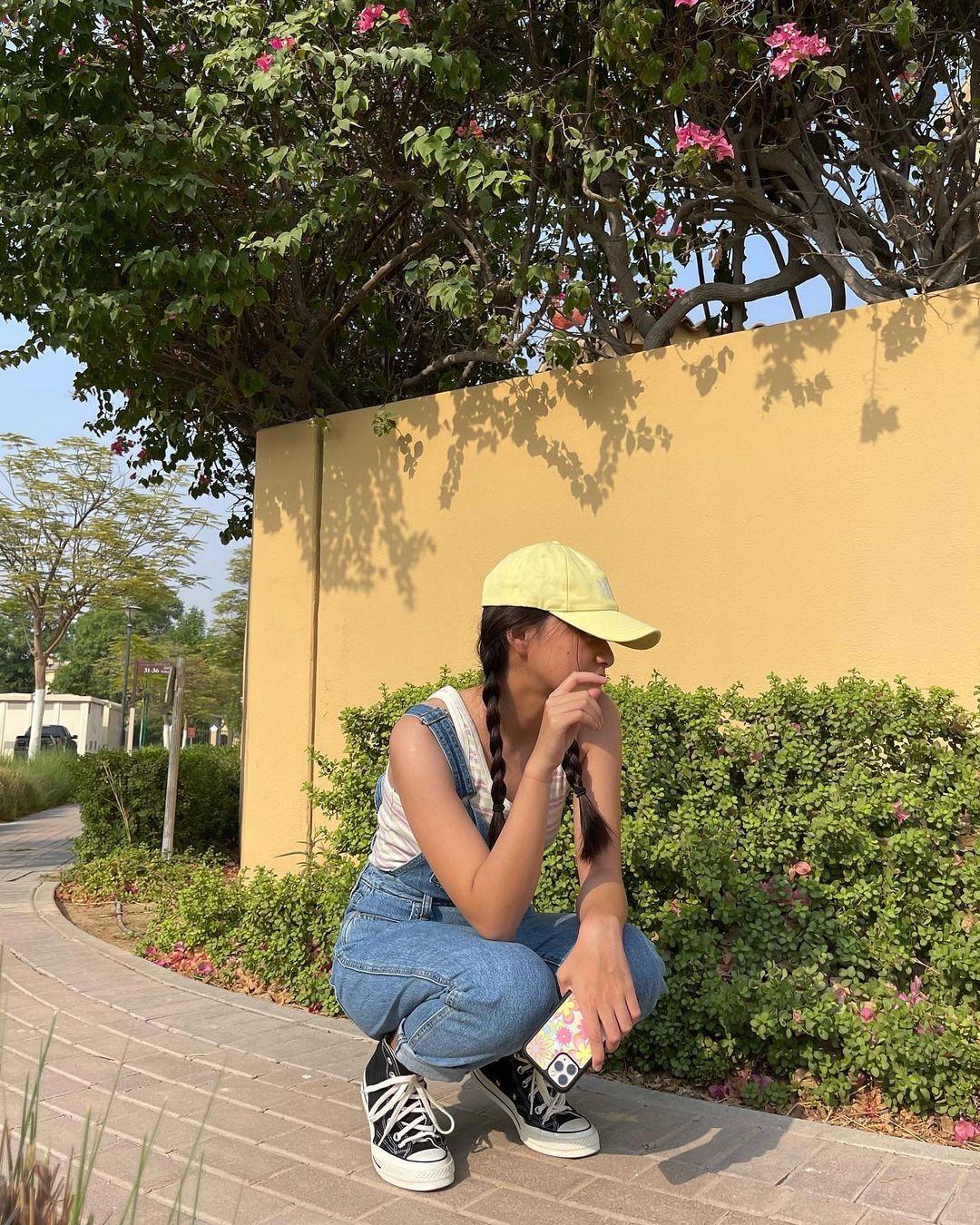 angel secillano shy girl poses