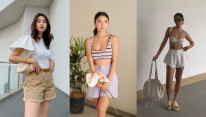 10 Fresh, Influencer-approved Ways To Style High-waisted Shorts