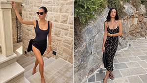 Kelsey Merritt's Sweet And Sultry Travel Ootds In Croatia Will Convince You To Pack Light