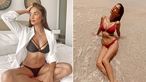 Pia Wurtzbach's Hot Summer Swimsuit Ootds In Dubai Prove That Less Is More