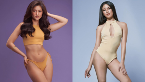 The 10 Most Stunning Swimsuits From Miss Universe Philippines 2021 Candidates