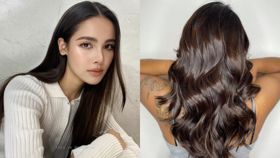 10 Dark Hair Color Ideas To Try If You Want A Subtle Makeover