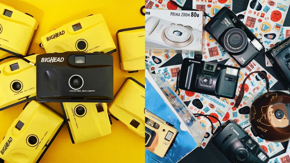 8 Instagram Shops Where You Can Buy Film Cameras