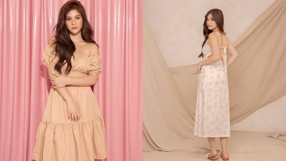 Barbie Imperial Just Designed a Dainty Dress Collection and It's So Affordable