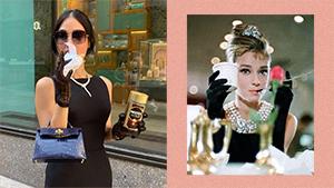 Heart Evangelista Just Hilariously Recreated This Iconic Audrey Hepburn Scene