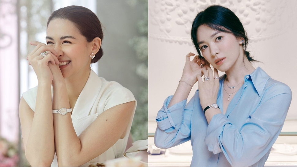 Marian Rivera And Song Hye Kyo Are Twinning In This Exact Luxury Watch