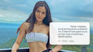 Kris Bernal Wants Netizens To Stop Shaming Women's Bodies No Matter Their Size