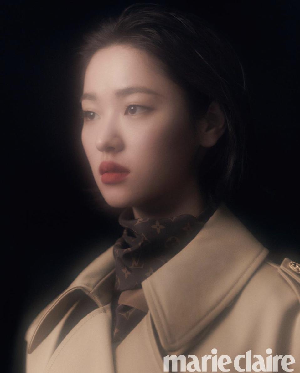jeon yeo bin monolid eyes