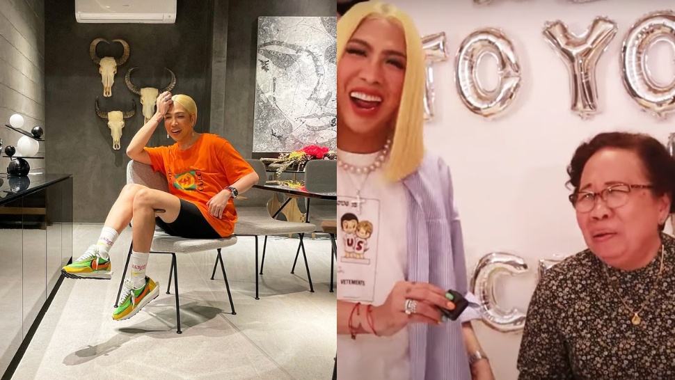 Vice Ganda Just Surprised His Family With Their Own Home