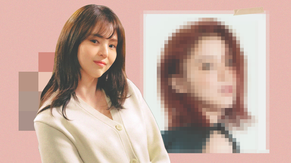 Han So Hee Just Got Short Red Hair And She's Almost Unrecognizable