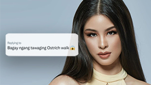 The Internet Has Dubbed Kisses Delavin's Miss Universe Runway Walk As The