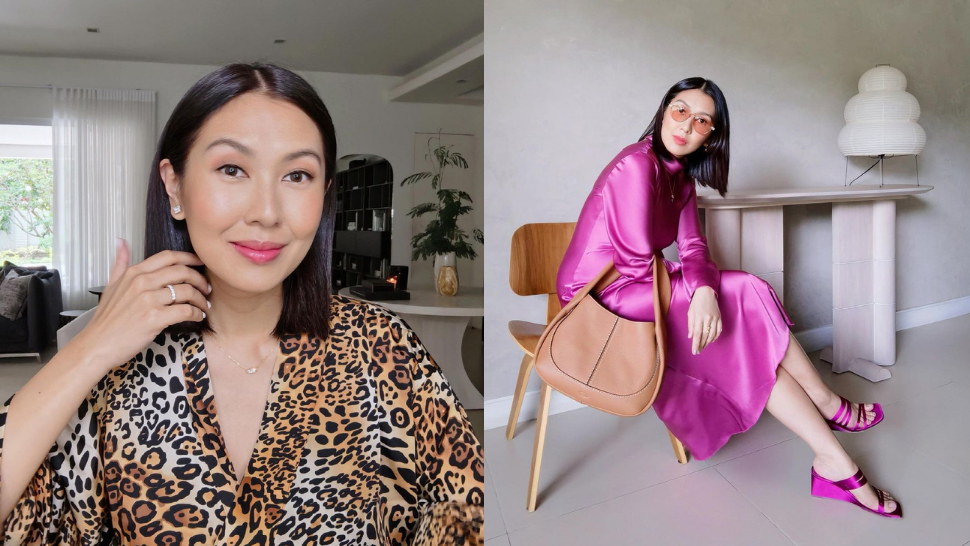 "When Asked What Colors Are Best For Morenas, Liz Uy Said: ""bagay Sa'yo If You Think Bagay Sa'yo"""