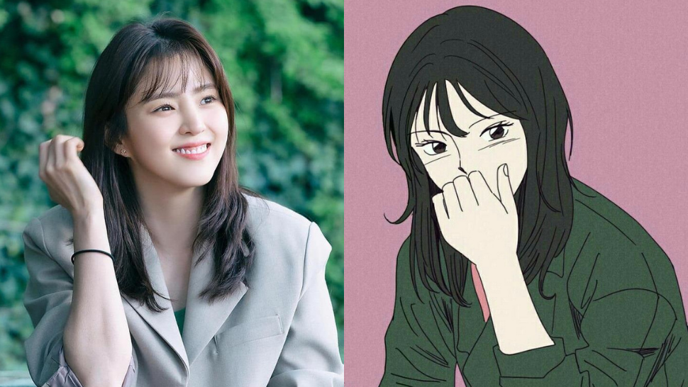 Did You Know? Han So Hee Read the 'Nevertheless' Webtoon Before She Was Casted