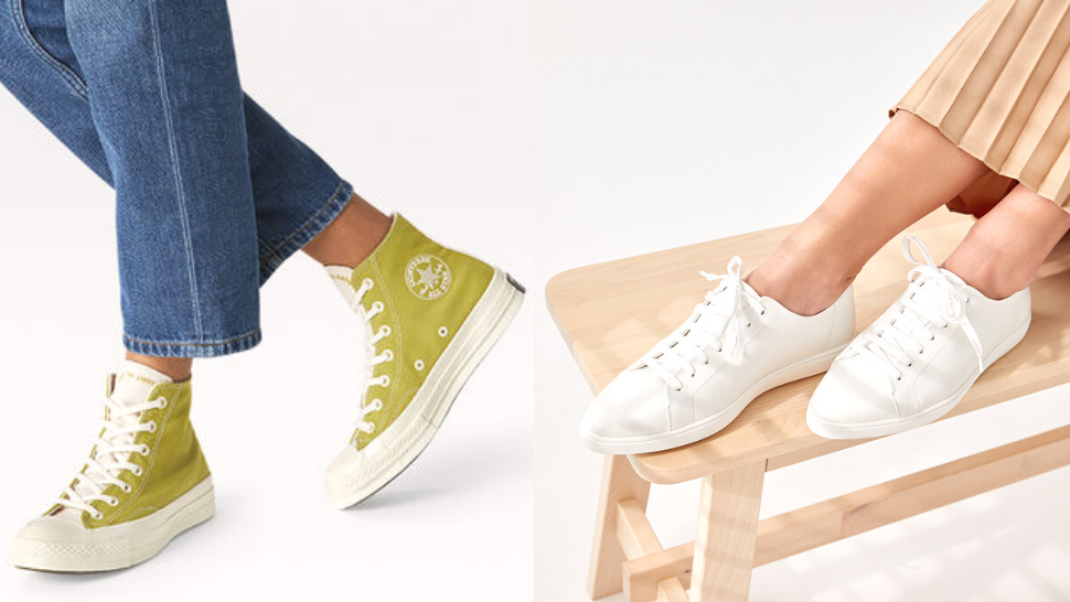 5 Cute Sneakers to Invest in 2021, According to Your Personal Style