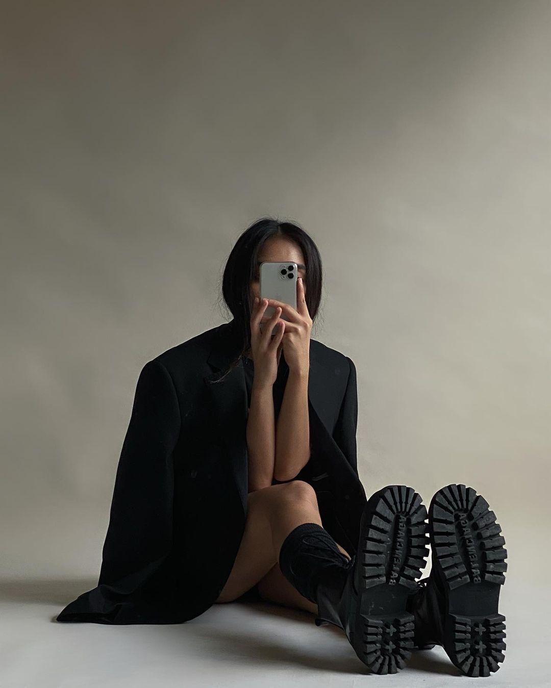 ida anduyan ootd poses