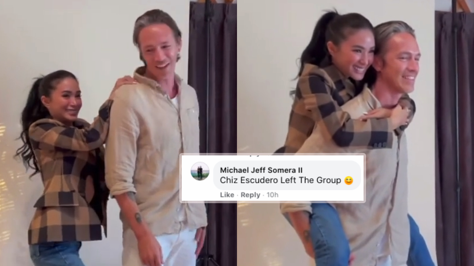 The Internet Has The Funniest Reactions To Heart Evangelista's Viral Photo With Brandon Boyd