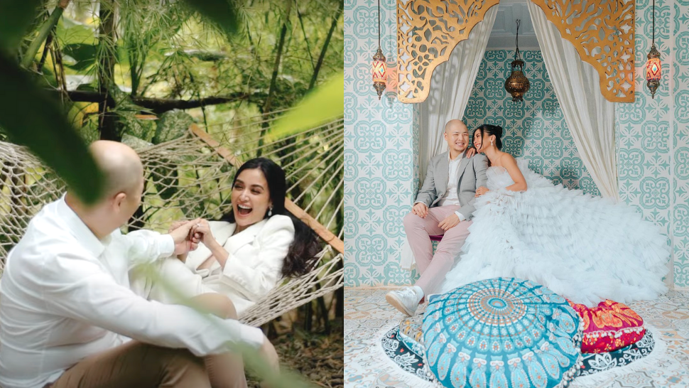 Kris Bernal And Perry Choi's Tropical Getaway Prenup Video Is Officially Here