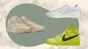 11 New Sneaker Collaborations That You Need To Cop Right Now