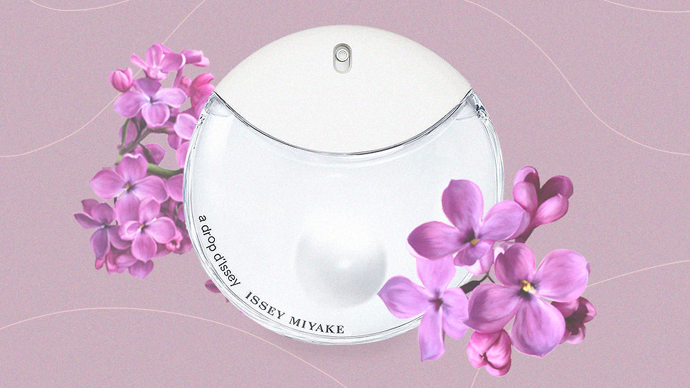 This Delicate Lilac Perfume Will Remind You Of Calm Mornings