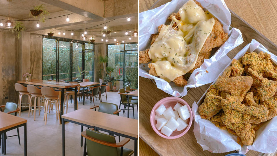 This Cool New Korean Cafe In Baguio Is Definitely Worth The Road Trip