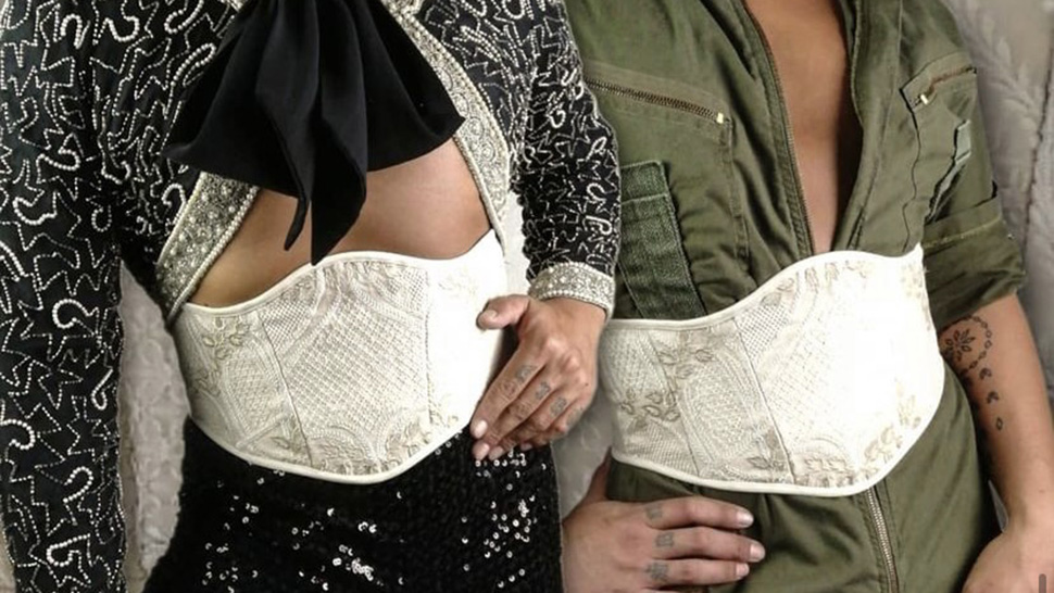 This Local Brand Turns Old Barongs Into Gorgeous Corsets
