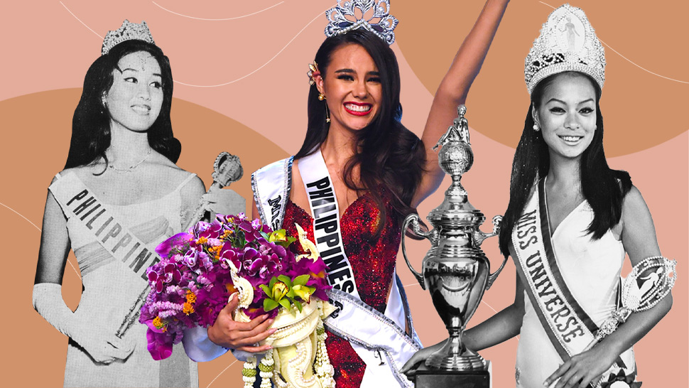 The 10 Most Iconic Filipinas In International Pageants
