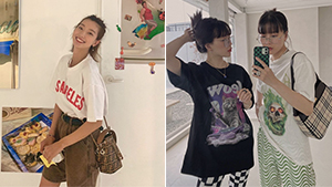12 Korean-inspired Oversized T-shirt Outfit Combos That Will Always Look Cool