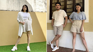 We Love Lj Reyes' Pastel And Neutral Ootds That Look Fresh And Youthful