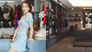 This Pinay Entrepreneur Customized Her Own Two-floor Walk-in Designer Closet