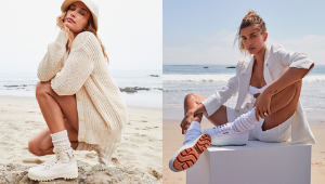 Superga Is Releasing Chunky Platform-style Sneakers And We Can't Wait To Shop