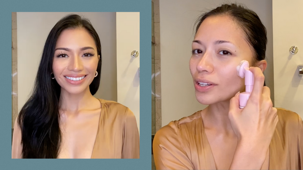 Here's What Bb. Pilipinas Miss Grand International 2021 Samantha Panlilio Looks Like Without Makeup