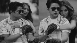 The Exact Luxury Watches We Spotted On These Stylish Celebrity Couples