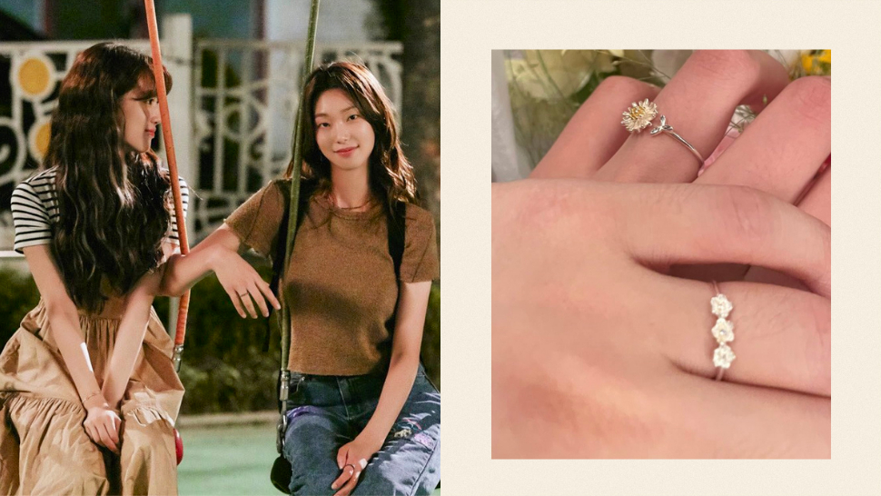 """Here's Where You Can Buy Couple Rings Inspired by Sol and Jiwan from """"Nevertheless"""""""
