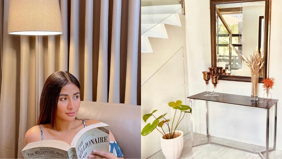 Sanya Lopez Reveals She's Personally Decorating Her Dream Home