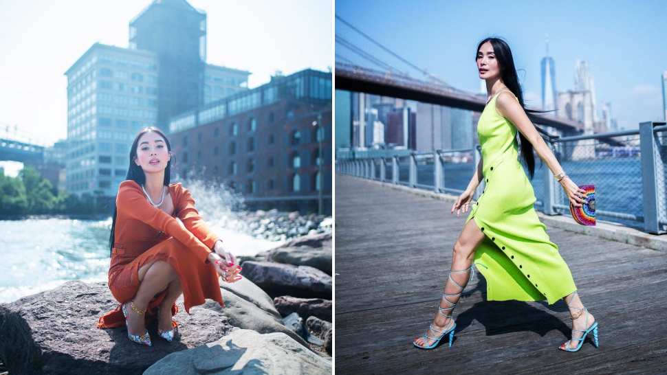 All The Places Heart Evangelista Visited In New York, As Seen On Instagram