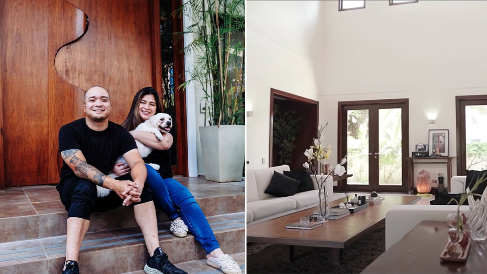5 Cool Details We Love About Angel Locsin And Neil Arce's New Home