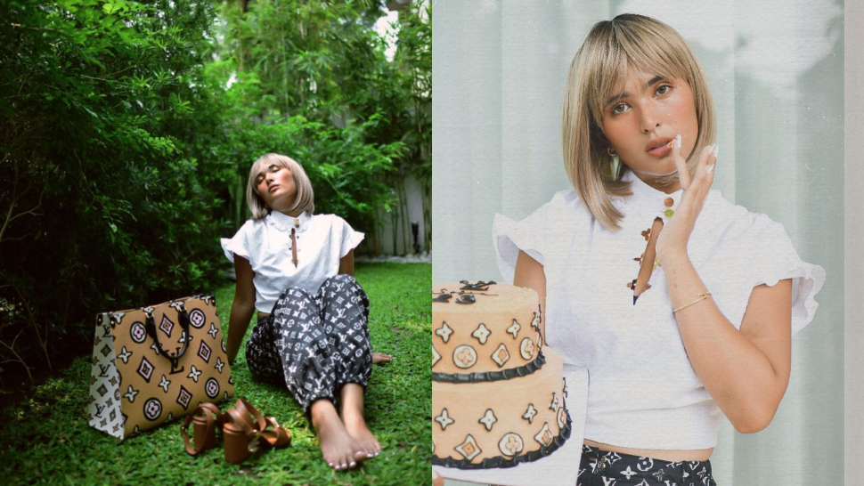 Sofia Andres' Head-to-Toe Louis Vuitton Birthday OOTD Costs P388,000
