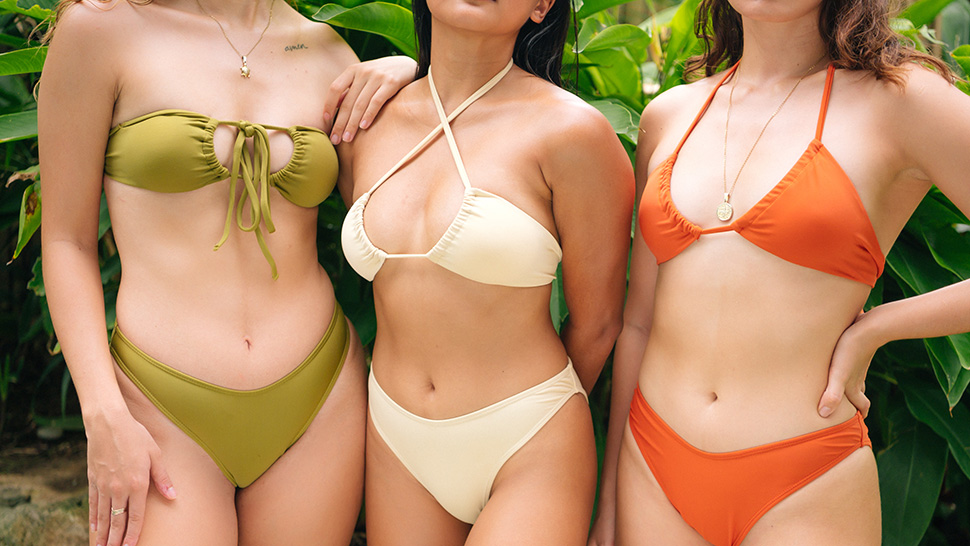 This Local Brand Has A Bikini That Can Be Worn 7 Different Ways