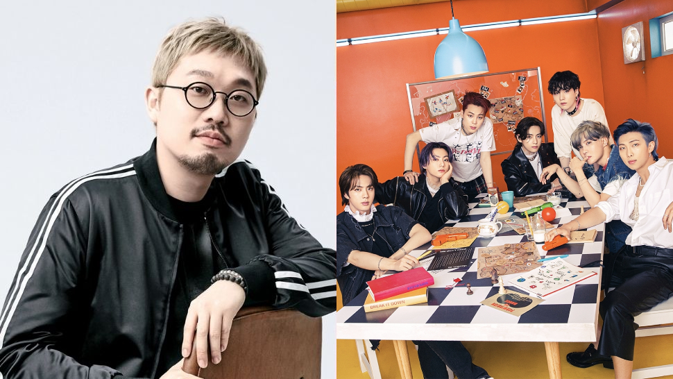 South Korea's Highest-paid Employee Is A Bts Producer