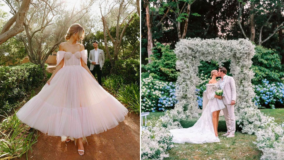 15 Fresh And Fun Dress Styles Perfect For A Garden Wedding