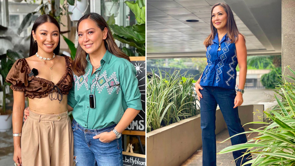 Karen Davila Is Making A Case For Local Weaves And We're All For It