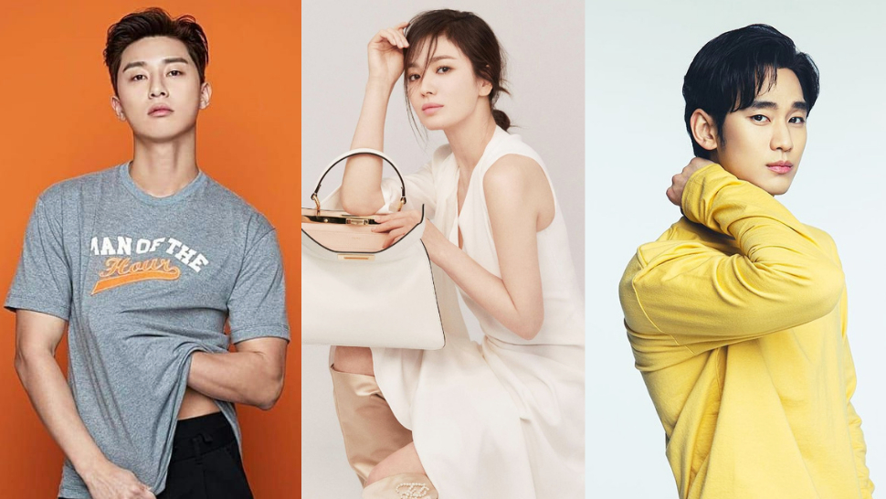 10 Korean Actors Who Earn Millions From Brand Endorsements