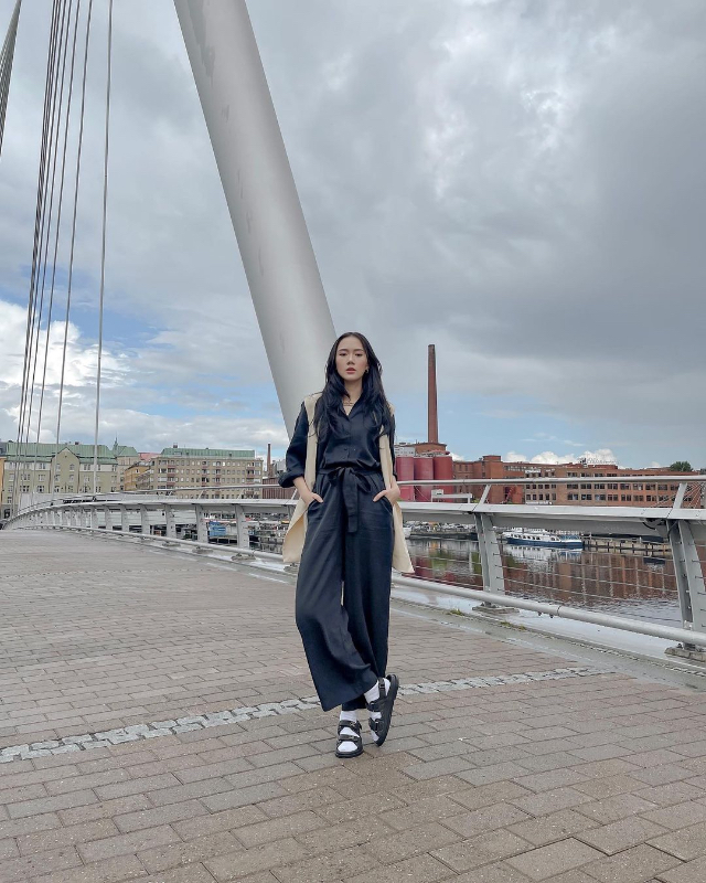 camille co ootds in finland