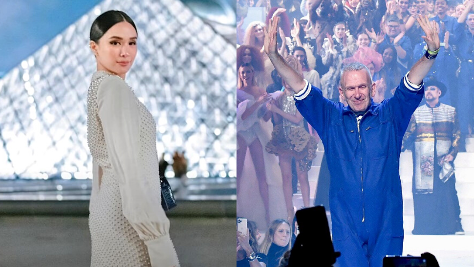 Here's the Real Reason Why Heart Evangelista Missed the Final Gaultier Fashion Show in Paris