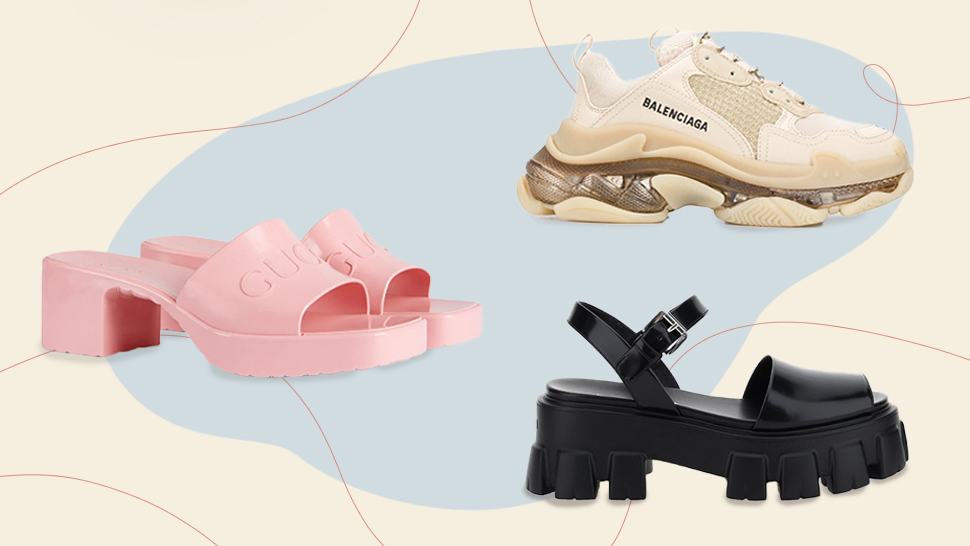 11 Irresistible Pairs to Shop for Your Chunky Shoe Obsession